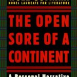 The Open Sore of a Continent: A Personal Narrative of the Nigerian Crisis by Wole Soyinka