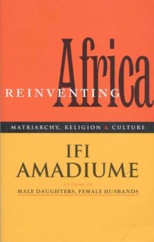 Re-Inventing Africa: Matriarchy, Religion and Culture by Ifi Amadiume